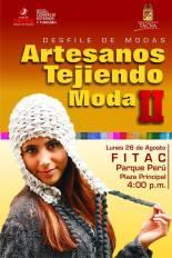 Artesanos Tejiendo Moda Segunda Edición - FITAC 2013