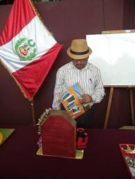 Prof. Isaac Paucar Huaychani - Ministerio de Cultura